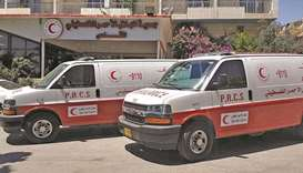 QRCS aid will ambulances, medical equipment to hospitals, materials to prevent the spread of Covid-1