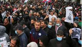 Algerian protesters face crunch point as police prepare crackdown
