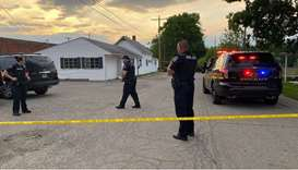 Several reported killed in shooting near Columbus, Ohio