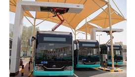 Ashghal to install chargers, inverters for electric buses