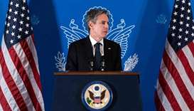 Blinken heads to Egypt on mission to shore up Gaza truce