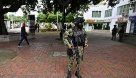 Colombian army tightens grip on Cali after protests leave 13 dead