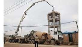 QC implements WASH projects in northern Syria