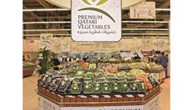 Premium Qatari Vegetables and Qatar Farms programmes