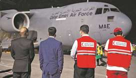 In December 2020, Qatar Amiri Air Force aircraft in Manila.