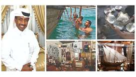 Speaking to local Arabic daily Arrayah, Sabaan al-Jassim, owner of a pearl diving equipment and tool