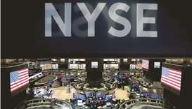 Trading floor of the New York Stock Exchange. As US stocks head into a seasonally rocky stretch, inv