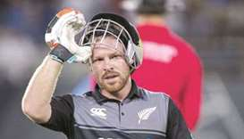 New Zealand batsman Tim Seifert
