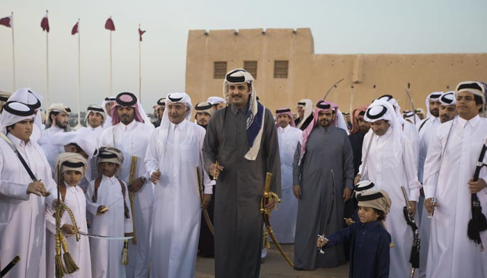 Qatar in festive mood to celebrate National Day