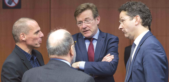 EU urges Greece to 'stop wasting time' on reform