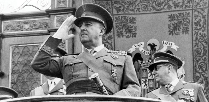 Franco demystified 40 years after death