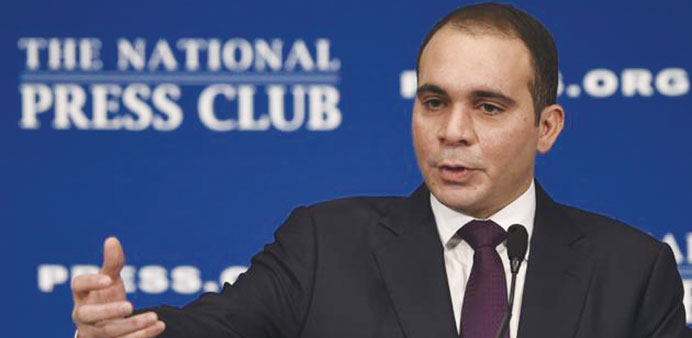 FIFA presidential candidate Prince Ali demands change in FIFA, but from within