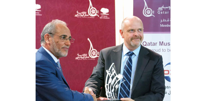 QMA praises Oxy for sponsorship of music education