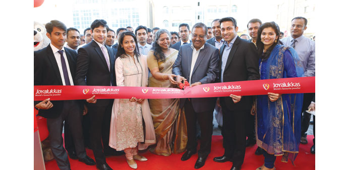 Jewellery showroom inaugurated