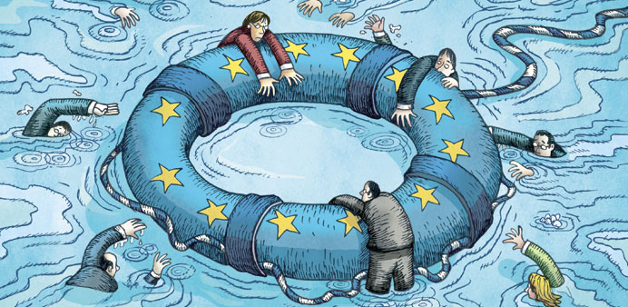 A debt-pooling scheme key to eurozone's survival