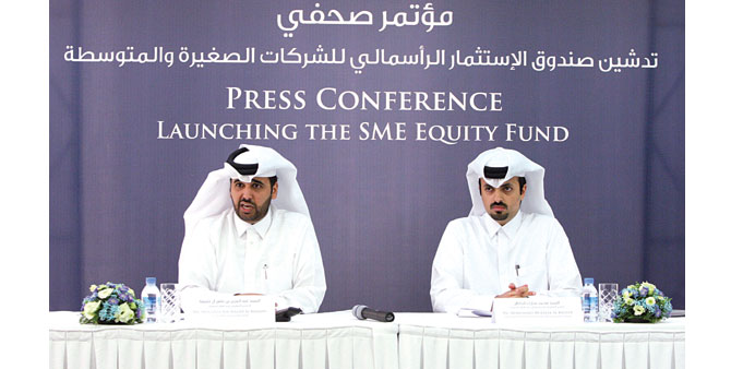 QDB launches QR365mn equity fund for SMEs, entrepreneurs