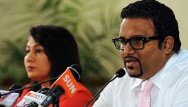 Maldives ex-VP Adeeb jailed for plotting president's assassination