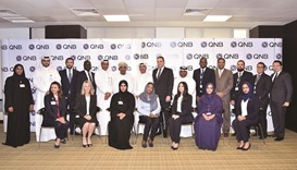 QNB Group holds 'HR conference' for its international staff