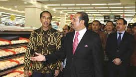 LuLu opens its  first hypermarket in Indonesia