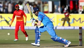 Rahul debut century steers India to easy win