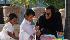 Parents' role vital in promoting reading to children: Sheikha Hind