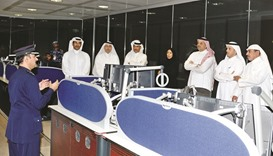 Project seeks to increase  electronic security in Qatar