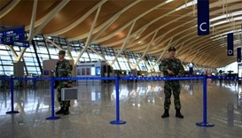 Chinese man jailed for eight years for airport blast