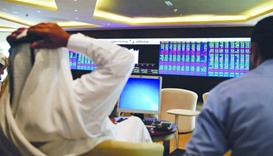 Qatar shares edge down near 8,300 level amid weakened selling by FI