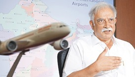 Ashok Raju, Civil aviation minister