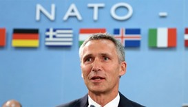 NATO demands Russia withdraw from Ukraine