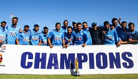 India crush woeful Zimbabwe for series sweep