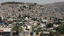 Israeli authorities approve new settler homes in East Jerusalem