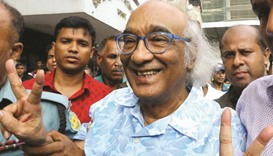 Family concerned over journalist held without charge in Bangladesh