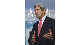 Kerry accuses Russia, Assad over assault on Aleppo