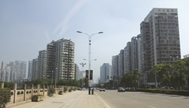 China home prices rise at fastest pace in May