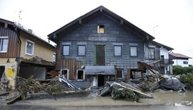 At least four people killed in flooding in south Germany