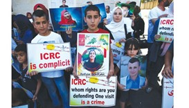 ICRC to cut family visits to prisoners
