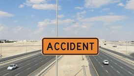 Two Egyptian expats die in road accident