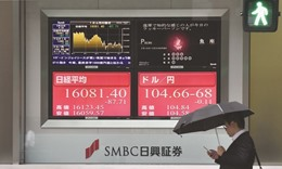 Asia bourses mostly end higher