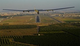 Solar Impulse 2 lands in Spain after 70-hour transatlantic flight