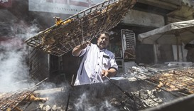 In Cairo, heat and long days test the fasting faithful