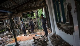 Religious tensions bristle in Myanmar after mosque destroyed