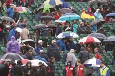 Rain has final say as Hales goes from hero to zero