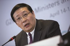 Brexit casts shadow over markets, says China's finance minister
