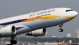 India's Jet Airways says evaluating funding options to meet liquidity needs