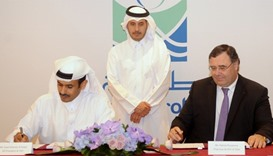 QP-Total to operate Al Shaheen offshore oil field