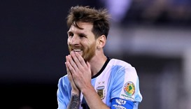 Messi retires as Chile stun Argentina in Copa America