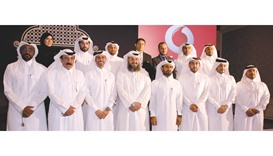 Vodafone raises QR1mn with 'Giving Challenge'