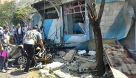 Bombing in Kurdish-controlled Syrian town kills at least five