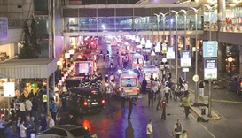 10 die as suicide bombers attack Istanbul airport